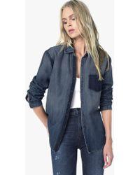 Joe's Jeans - Judith Denim Shirt - Lyst