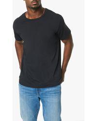 Joe's Jeans S/s Crew Neck T-shirt - Black