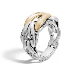 John Hardy | Bamboo Ring | Lyst