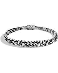 John Hardy | Classic Chain Graduated Bracelet | Lyst