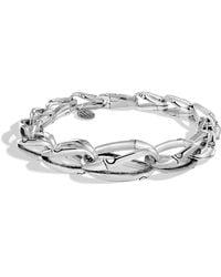 John Hardy - Graduated Link Bracelet - Lyst