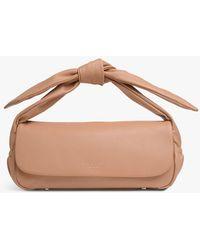 Radley Royal Ascot Knot Shoulder Bag - Brown