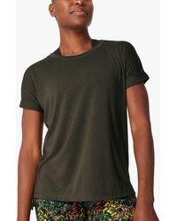 Sweaty Betty Boyfriend Workout T-shirt - Green