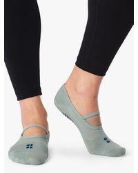 Sweaty Betty Pilates Socks - Green