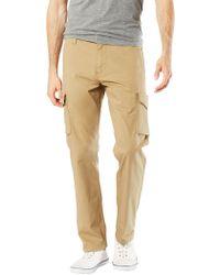 Dockers - Alpha Skinny Stretch Cargo Trousers - Lyst
