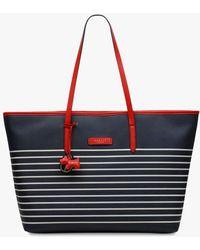 Radley Sailing Shoulder Tote Bag - Blue