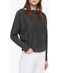 AllSaints - Elle Sweater - Lyst