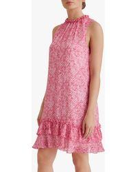 Fenn Wright Manson Petite Mirabelle Dress - Pink