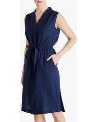 Fenn Wright Manson Albury Midi Dress - Blue