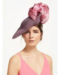 fc28017c5732a Bundle Maclaren Millinery Amanda Statement Loop Slanted Disc Occasion Hat