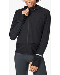 Sweaty Betty Fast Track Running Jacket - Black