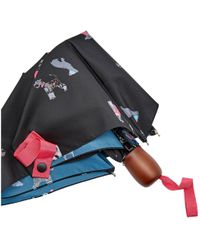 Joules - Chic Dogs Umbrella - Lyst
