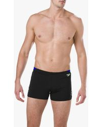 Speedo - Boom Splice Aquashort Swim Shorts - Lyst