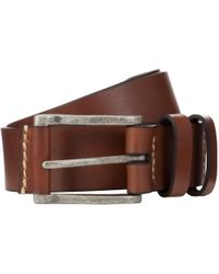 John Lewis - Leather Belt - Lyst
