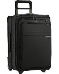 Briggs & Riley Domestic Carry-on Upright Garment Bag - Black