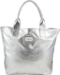 Seafolly Carried Away All That Glitters Tote - Metallic
