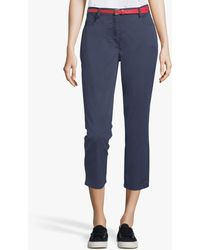 Betty Barclay - Cropped Jeans - Lyst