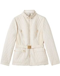 Precis Petite - Evie Quilted Jacket - Lyst