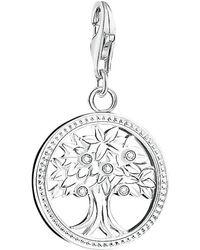 Thomas Sabo - Charm Club Tree Of Love Charm - Lyst