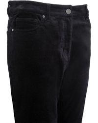 East - Uncut Cord Trousers - Lyst