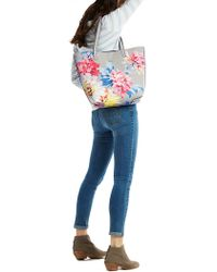 Joules Revery Whitstable Tote Bag - Multicolour