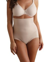 Miraclesuit Extra Firm Control High Waist Briefs - Multicolour