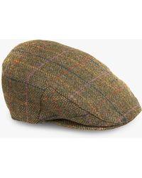 Barbour - Moons Wool Tweed Cap - Lyst