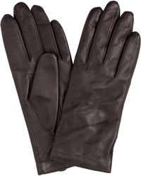 John Lewis - Cashmere Lined Leather Gloves - Lyst