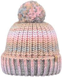 69901905c7c Barts - Jevon Chunky Pom Pom Beanie Hat - Lyst