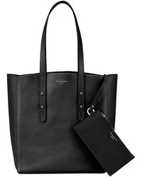 Aspinal - Essential Leather Tote Bag - Lyst