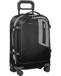 Briggs & Riley Explore Domestic Carry-on Expandable Spinner Suitcase - Black