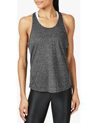 Sweaty Betty Energise Workout Vest - Black