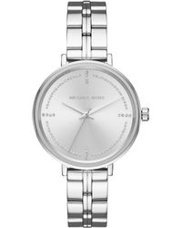 Michael Kors - Women's Bridgette Bracelet Strap Watch - Lyst