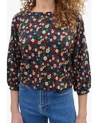 Baukjen Karoline Ditsy Print T-shirt - Multicolour