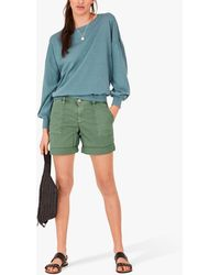 Hush Sydney Chino Shorts - Green