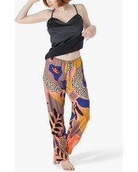 Maison Lejaby Printed Pyjama Bottoms - Multicolour