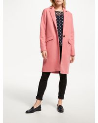Great Plains - Tailored Coat - Lyst