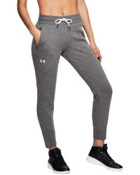 Under Armour - Better Level Europe Tapered Slouch Trouser - Lyst