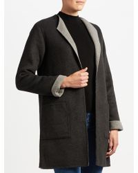 John Lewis - Double Faced Transitional Coat - Lyst