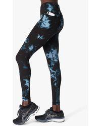 Sweaty Betty Power Gym Leggings - Blue