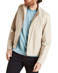 Barbour - Brandene Lightweight Harrington Jacket - Lyst