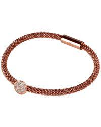 7537f0b1e8e6 Links of London Stardust Bead Bracelet in Metallic - Lyst