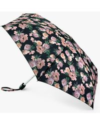 Fulton Tiny-2 Rose Umbrella - Black