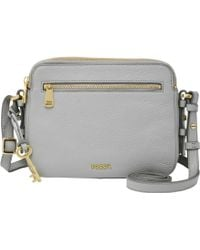 Fossil - Piper Toaster Cross-body Bag - Lyst