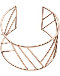 John Lewis - Wired Cuff - Lyst