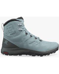 Salomon Outblast Ts Cswp Waterproof Hiking Boots - Multicolour