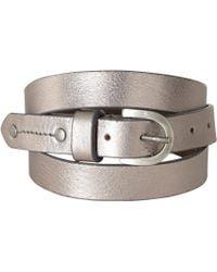 White Stuff - Metallic Belt - Lyst
