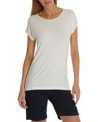 Betty Barclay - Cap Sleeve T-shirt - Lyst