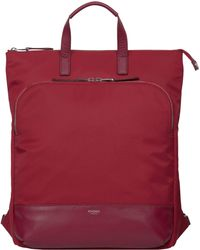 """Knomo - Harewood Slim Tote Backpack For 15"""" Laptop - Lyst"""