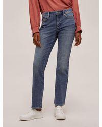 NYDJ Marilyn Straight Leg Jeans - Blue